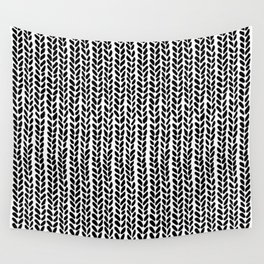 Knit Wave 2 Wall Tapestry