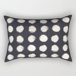 Doty's Navy Rectangular Pillow