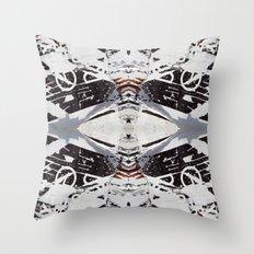 Metria 7 (Symmetria) Throw Pillow