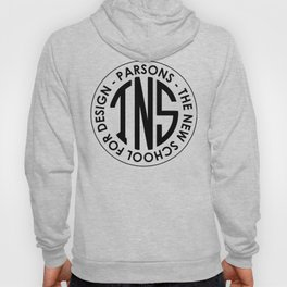 Parsons The New School for Design Student Apparel Hoody