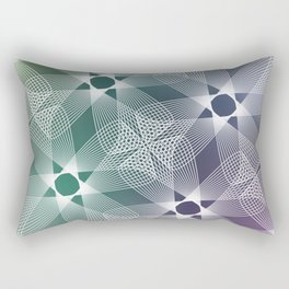 Ah Um Design #016a Rectangular Pillow