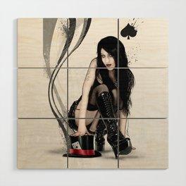 Ms Magic Wood Wall Art