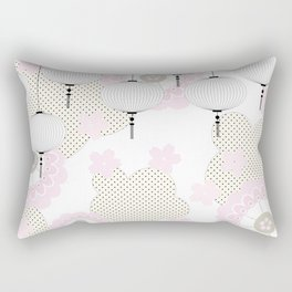 Chinese pattern Rectangular Pillow