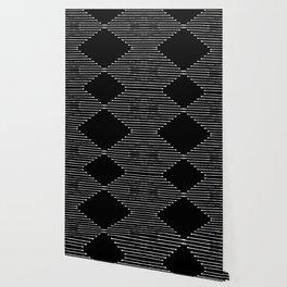 Geo / Black Wallpaper