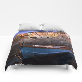 Cinque Terre Comforters
