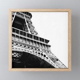 Eiffel Tower Framed Mini Art Print