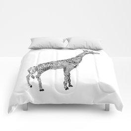 Designer Giraffe Comforters