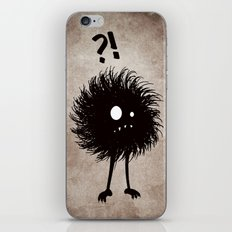 Evil Bug Wondering iPhone & iPod Skin