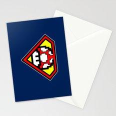 Super Mushroom Stationery Cards
