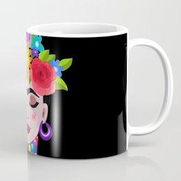 Fabulous Frida Vase Coffee Mug