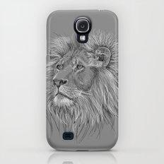 Lion Slim Case Galaxy S4