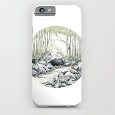 Crop circle 01 Slim Case iPhone 6s