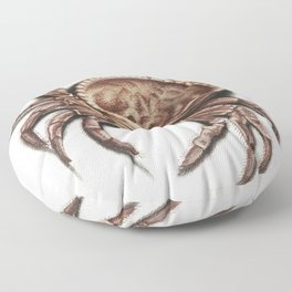 Crab by anonymous (1560-1585) Floor Pillow