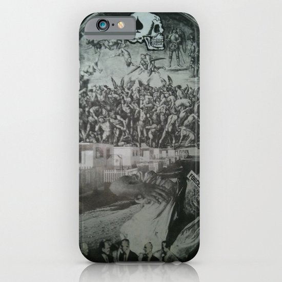 Forced Rejection iPhone & iPod Case