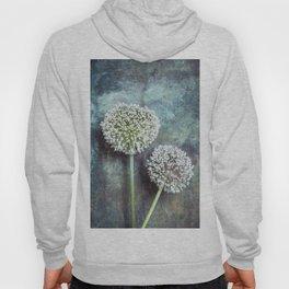Allium Flowers Hoody