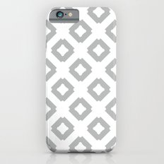 Graphic_Tile Grey iPhone 6s Slim Case