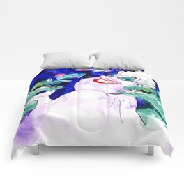 Sea Witch Comforters