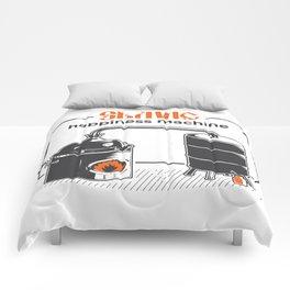 Slavic Happiness Machine Comforters