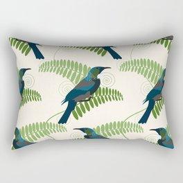 Tui Birds Rectangular Pillow