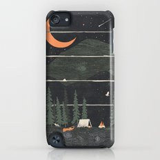 Wish I Was Camping... iPod touch Slim Case