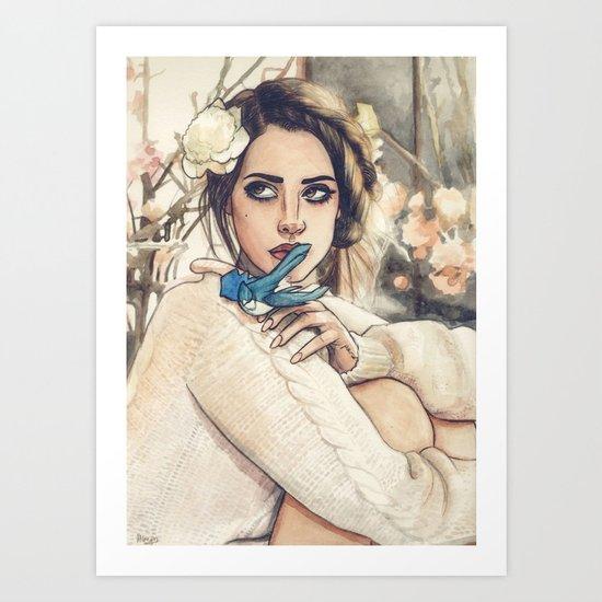 LDR III Art Print