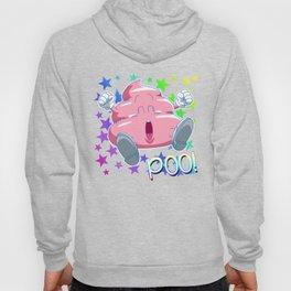 Pink Poo Hoody