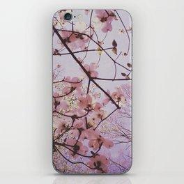 Dogwood 1 iPhone Skin