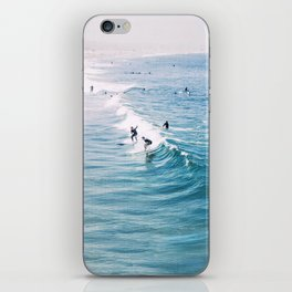 Catch A Wave iPhone Skin