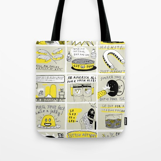 WHAT WOULD CHARLIE KELLY DO? Tote Bag