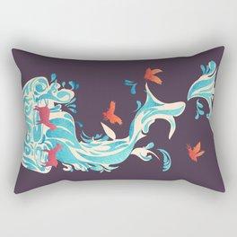Water Of Life Rectangular Pillow