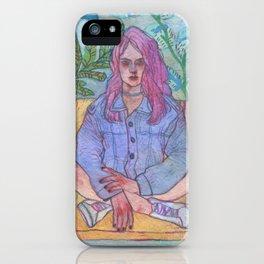 Rough Night iPhone Case
