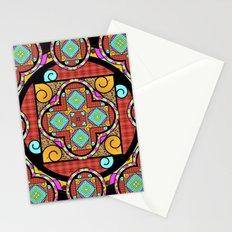 Best Blanket Mandala Stationery Cards