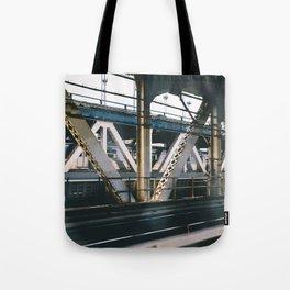 All Aboard the MTA Tote Bag