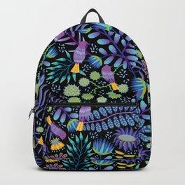 Thistle Garden - Dark Backpack