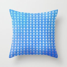 Shells Pattern Throw Pillow