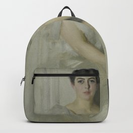 Anders Zorn - Mrs Grover Cleveland Backpack