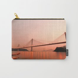 Hong Kong–Zhuhai–Macau Bridge Carry-All Pouch