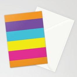 Gender Non-Binary Pride Stationery Cards