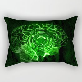 Brain Drop Rectangular Pillow
