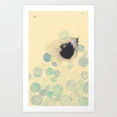Bubblenest Art Print