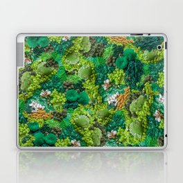 Moss Cluster Laptop & iPad Skin