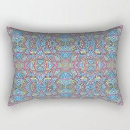 peas in a pod Rectangular Pillow