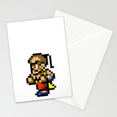 Final Fantasy II - Yang Stationery Cards