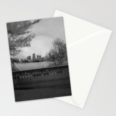 Hatching the Gate Stationery Cards