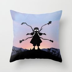 Doc Ock Kid Throw Pillow