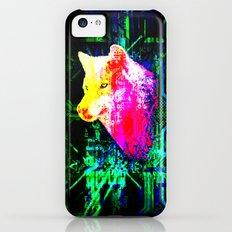 digital wolf iPhone 5c Slim Case