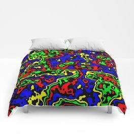 Liquid Vision Comforters