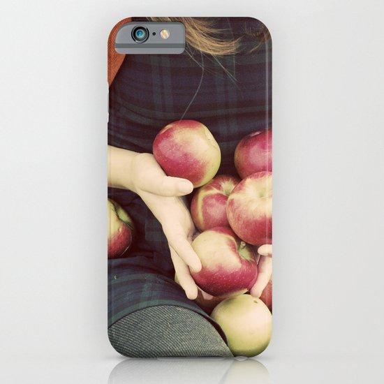 Autumn Bounty iPhone & iPod Case