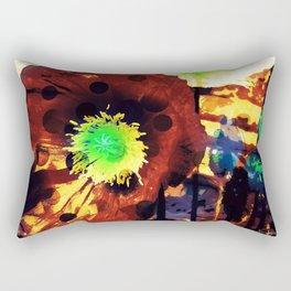 Les coquelicots [2] Copper tremens Rectangular Pillow
