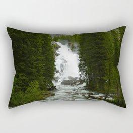Hidden Falls Rectangular Pillow